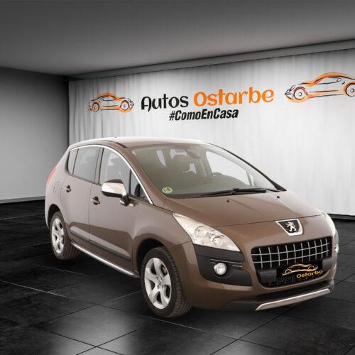 Peugeot 3008 1.6 HDi Style
