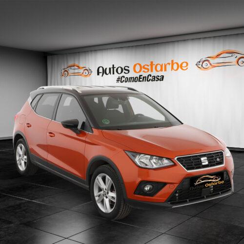 Seat Arona 1.0 TSI FR Edition